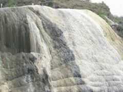 Hierve El Agua by <b>Natalya Lawrence_AntiguaBreeze</b> ( a Panoramio image )