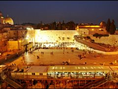 Jerusalem - Western Wall - Dome of the Rock - Al-Aqsa Mosque - U by <b>Stathis Chionidis</b> ( a Panoramio image )