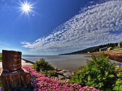 """La Malbaie perspectives d""""ete by <b>Kaptn Iso</b> ( a Panoramio image )"""