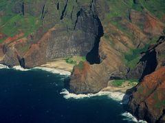 Kauai Napali Coast AL by <b>AxLange</b> ( a Panoramio image )