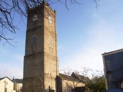 Raphoe Cathedral by <b>DSankey</b> ( a Panoramio image )