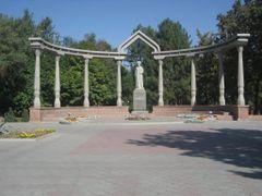 Biskek by <b>fnoyan</b> ( a Panoramio image )