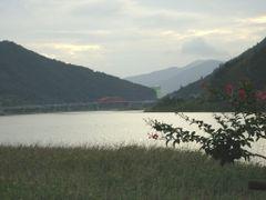masan shore(Look at changwon-si) by <b>???</b> ( a Panoramio image )