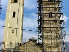 Обнова Цркве Светог Апостола Петра у Бијелом Пољу by <b>Dragan Antic</b> ( a Panoramio image )
