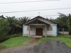 Iglesia de Chacarita de Osa by <b>Gino Vivi</b> ( a Panoramio image )