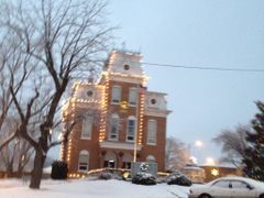 The Dent County Court House in Salem Missouri. by <b>JBTHEMILKER</b> ( a Panoramio image )