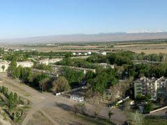 Panorama of Chkalovsk airport. Tajikistan. by <b>Parviz.Tj</b> ( a Panoramio image )