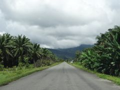 Camino de Puerto Jimenez a la Interamericana by <b>Gino Vivi</b> ( a Panoramio image )