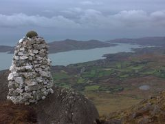 The John Lyne Cairn by <b>Clive on Beara</b> ( a Panoramio image )