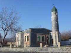 Mosque - M?scid by <b>Janos Kajtar</b> ( a Panoramio image )