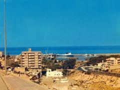 Libya: Darnah harbour (1981) by <b>Maciejk</b> ( a Panoramio image )