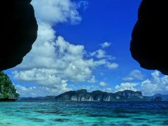 Rock framing by <b>@mabut</b> ( a Panoramio image )