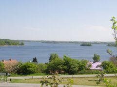 Skanderborg Lake by <b>Benny Alminde</b> ( a Panoramio image )