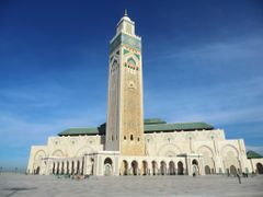 Mosquee Hassan II, Casablanca, Maroc by <b>elakramine</b> ( a Panoramio image )