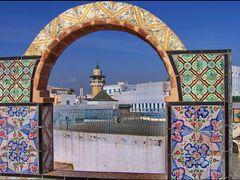 Souks - la medina by <b>patano</b> ( a Panoramio image )