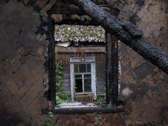 В сгоревшем доме. by <b>alex26856</b> ( a Panoramio image )