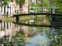 Fr?hling in Delft by <b>Angelofruhr</b> ( a Panoramio image )