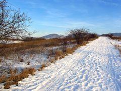 Zimne scenerie II. /   Winter scenery II. by <b>Majo 65</b> ( a Panoramio image )