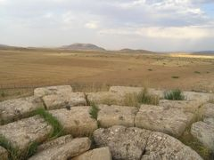 View from Medracen tomb by <b>cbaisan</b> ( a Panoramio image )