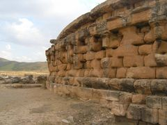 Madracen, 2nd century BC Berber tomb by <b>cbaisan</b> ( a Panoramio image )