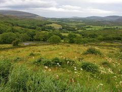 A view over The Burren by <b>PMM</b> ( a Panoramio image )