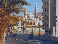 Libya: Darnah - Another view of the main mosque  (1981) by <b>Maciejk</b> ( a Panoramio image )