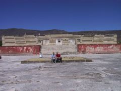 Mitla, Oaxaca by <b>helgijoh</b> ( a Panoramio image )