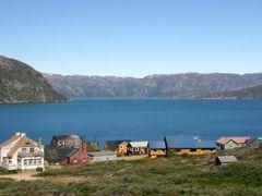 Ivigtut Nedlagt mineby by <b>Thomas_79</b> ( a Panoramio image )