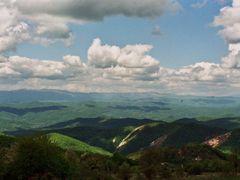 Kopaonik snimljen ispod Sokolovog visa by <b>ZNikolic</b> ( a Panoramio image )