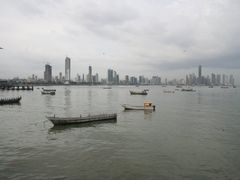 panama city skyline by <b>josleeser</b> ( a Panoramio image )