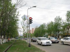 ул. Абая (старое ул. К.Маркса) by <b>Samat Amirzhanov</b> ( a Panoramio image )