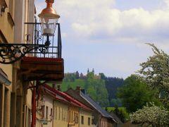 Kraliky (pohled z centra na klaster) by <b>valsoraj</b> ( a Panoramio image )