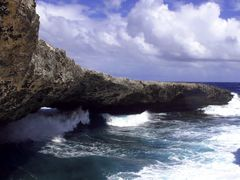 Natural bridge, Shete Boka National Park/ Curacao, January 10 20 by <b>Jens ||?AE¬OE?Щ|| Germany</b> ( a Panoramio image )