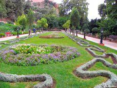 Ain Asserdoun Garden, Beni Mellal by <b>elakramine</b> ( a Panoramio image )