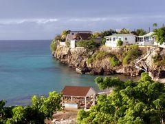 Overlooking Playa Grandi, Westpunt/ Curacao, January 14 2014 by <b>Jens ||?AE¬OE?Щ|| Germany</b> ( a Panoramio image )