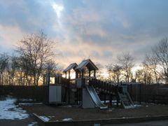 Poul La Cours Vej, Playground. by <b>-HARMONSA-</b> ( a Panoramio image )