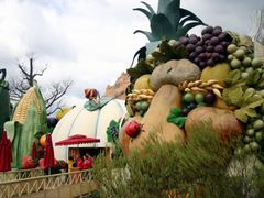 Parc Asterix, Plailly, Oise, France by <b>Hans Sterkendries</b> ( a Panoramio image )