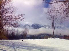 Zimska idila Planina Vojnik by <b>zeljkomalovic</b> ( a Panoramio image )