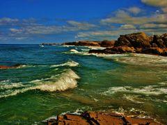 Escucha el susurro del Mar...??? Es relajante ???. by <b>Francisco Jose Rios</b> ( a Panoramio image )