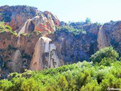 """Cascades d""""Imouzzer des Ida Outanane a sec  by <b>elakramine</b> ( a Panoramio image )"""