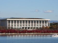National library Canberra by <b>Paul Strasser</b> ( a Panoramio image )