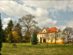 stary zamek Ratbor by <b>Irena Brozova (CZ)</b> ( a Panoramio image )
