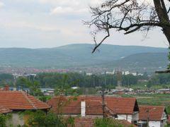 Panorama Nisa sa Ledene Stene, Nis. Srbija by <b>bojan_cvele</b> ( a Panoramio image )