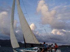 Sailing Townsville by <b>Joan Kleynhans</b> ( a Panoramio image )