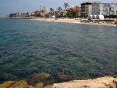 Haifa Beach by <b>CarmelH</b> ( a Panoramio image )