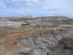 A Layered, Scenic View of Horseshoe Canyon Near Drumheller AB Ma by <b>David Cure-Hryciuk</b> ( a Panoramio image )