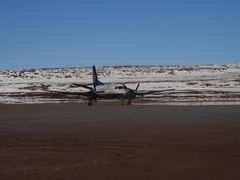 Baker Lake Airport by <b>banga</b> ( a Panoramio image )