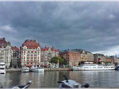 Strandvagen, Stockholm, Sweden by <b>Ahmet Bekir</b> ( a Panoramio image )