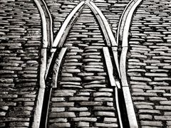 Cobbles & Rails, Guinness Brewery, St James Gate, Dublin, Irelan by <b>2c</b> ( a Panoramio image )