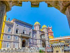 Palacio  de  Pena (f). by <b>Ferlancor Pano Yes</b> ( a Panoramio image )